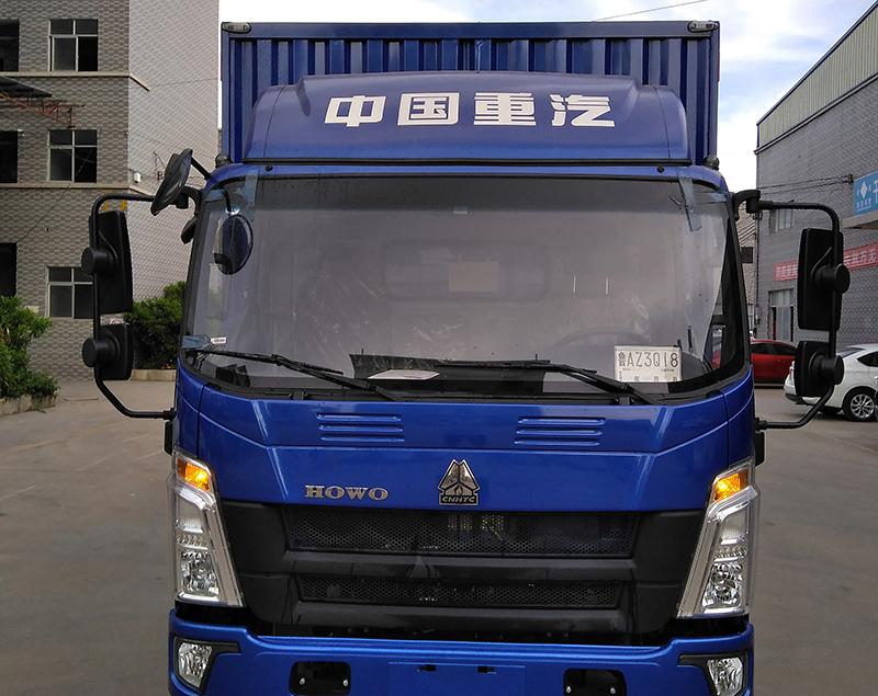 豪沃-重汽汽车(冷藏车厢)