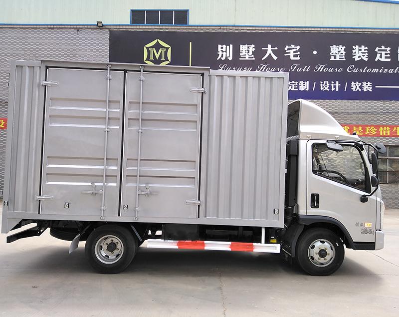 福田货车-冷藏车厢