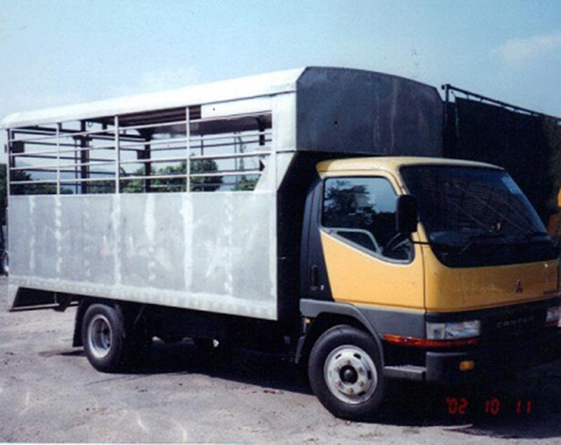 不锈钢鱼车厢-冷藏车价格