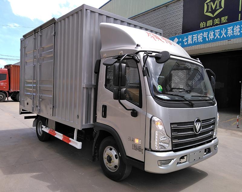 福田货车-冷藏车价格