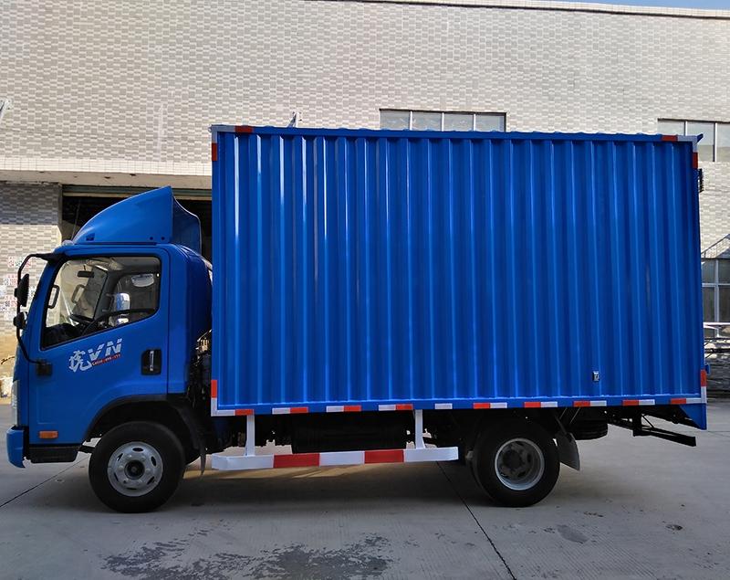 解放牌货车-冷藏车价格