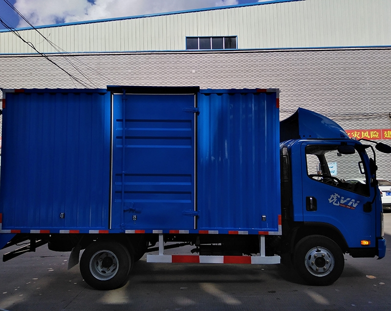 解放牌货车-冷藏车厢价格