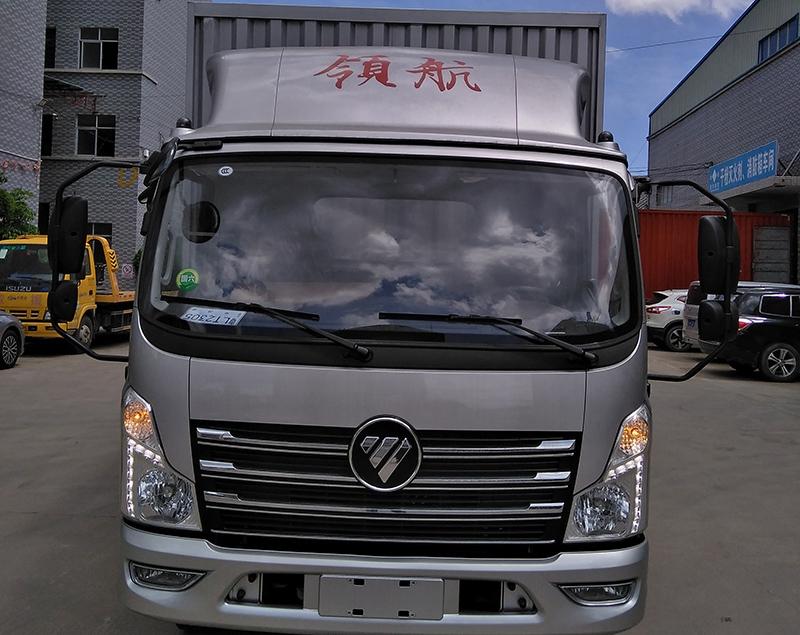 福田货车-冷藏车厢价格