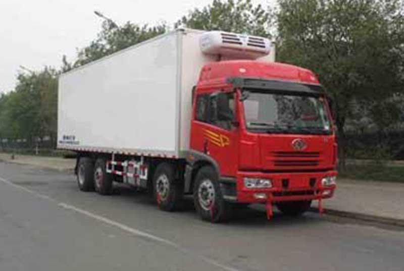 冷藏车运送海货商品的方法方式!-冷藏车价格