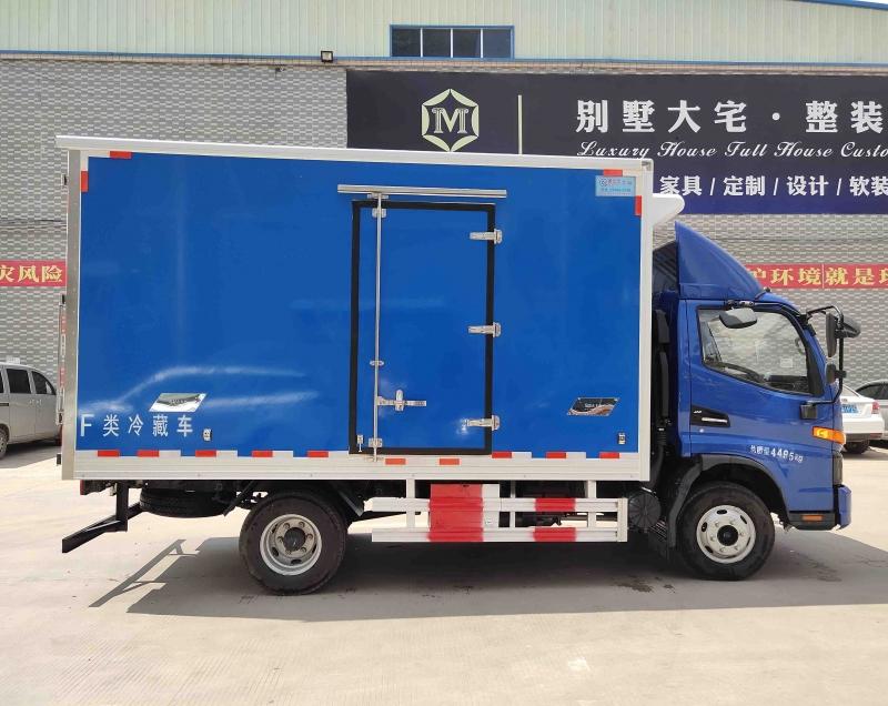 深圳冷藏车厢