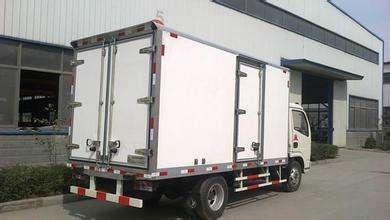 10米冷藏车——冷藏车厢厂家