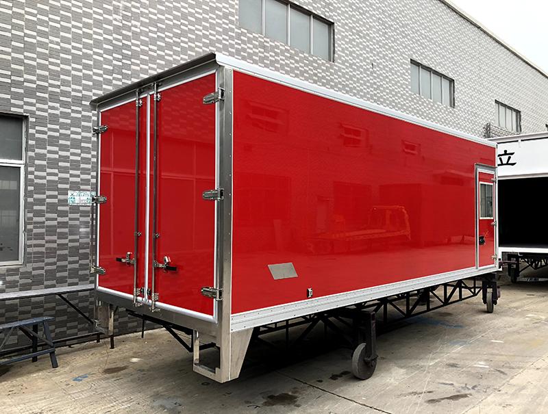 香港冷藏车